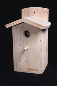 Купить качественный деревянный синичник.