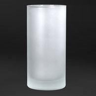 Satinieren lassen sich grundsätzlich alle Gläser. Durch eine spezielle Oberflächenbehandlung der Gläser wirken diese mattiert oder gefrostet. Alle Dekorationsvarianten können mit satinierten Gläsern kombiniert werden.