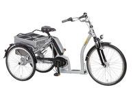 Pfau-Tec Grazia Bosch Dreirad und Elektro-Dreirad für Erwachsene - Shopping-Dreirad 2017
