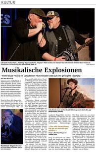 PRESSE: Nordseezeitung