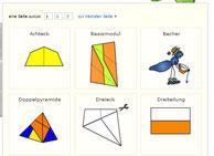 Mathe, Rechnen, Raum, Orientierung, Wahrnehmung