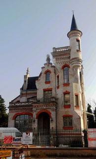 Villa Le Castel, 1904