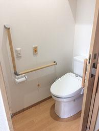 個室用トイレ