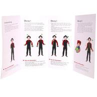 Jonglieranleitung zum Jonglieren lernen für Anfänger