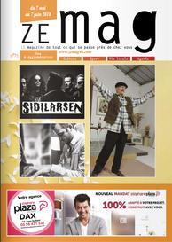 ZE mag DAX n°75 mai 2018