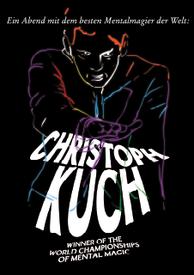 Plakat zur Show Christoph Kuch Ich weiss.