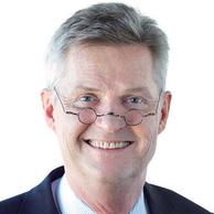 国際ロータリー会長のマークダニエルマローニ氏の画像