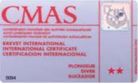 CMAS Silber Ausbildung