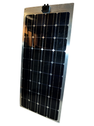 AL-CAR EASIPOWER M100 Flex monokristallines Solarpanel