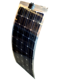 AL-CAR EASIPOWER SP100 Flex monokristallines Solarpanel