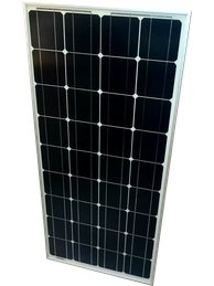 AL-CAR EASIPOWER M100 monokristallines Solarpanel