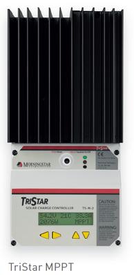 SOLARA solar controllers TriStar MPPT