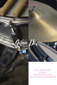 Guter Schlagzeughocker Vorteile
