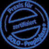Zertifitierter Praxis für SOLO-Prophylaxe