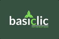 logo de l'entrteprise Basiclic Informatique
