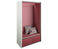 cupboard booths basic S