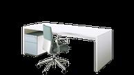 Schreibtisch K-Modul