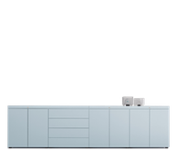 Cupboard System basic cap