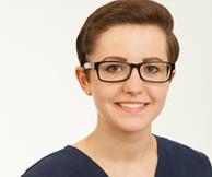 Sarah Zentgraf Zahnmedizinische Angestellte Dr. Szostak Herne