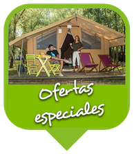 Campsite Les Saules in Cheverny - Loire Valley - Promotions and special offers