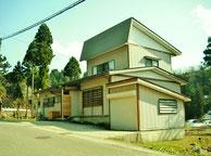 新潟県上越市牧区棚広の売り中古住宅