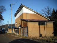 新潟県上越市中郷区松崎の古民家