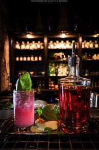 Cocktailbar Essen Rüttenscheid FCUK YOGA Bar Meine Schatzkarte
