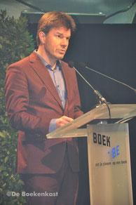 Sven Gatz, Vlaams Minister van Cultuur, Media, Jeugd en Brussel