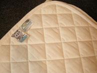 しっかりした縫製のサニセ-フ