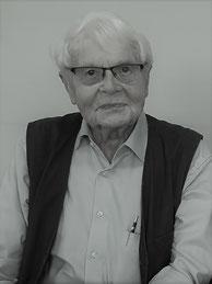 Johann Pape (1930 - 2020) // Foto: Jan Dohrmann