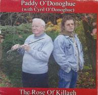 パディのソロCD「The Rose of Killagh」