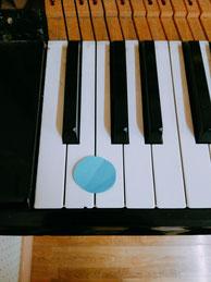 保育園のピアノ