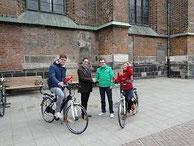 e-Bikes für Radio Leinehertz