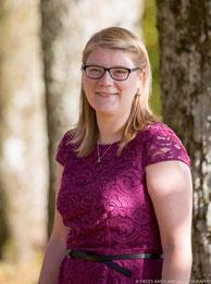 Jasmin Hipp, freie Theologin