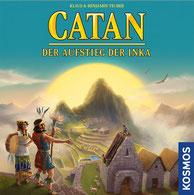 Catan - Aufstieg der Inka