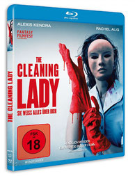 THE CLEANING LADY – SIE WEISS ALLES ÜBER DICH Blu-Ray