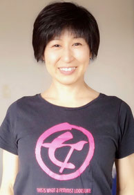 Wen-Do wendo ウェンドー 女性のための護身術 @Yui Fukuda(Wen-Do Japan)