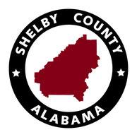 Shelby County Alabama Logo