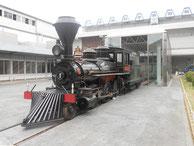 7100形 蒸気機関車 『義経』号