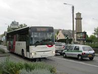 Irisbus Crossway du réseau Illenoo sur la ligne 16A, ici vu à la Balue.