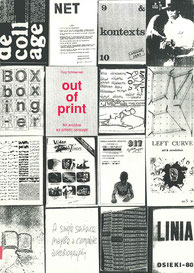 Out of Print, Guy Schraenen Catalogue