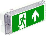 Notleuchte Notbeleuchtung emergency Notausgang
