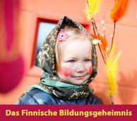 Symbolbild: finnisches Mädchen