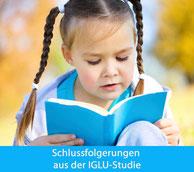 Symbolbild: Mädchen liest