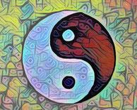 Symbol, Balance, Resilienz, Herausforderungen