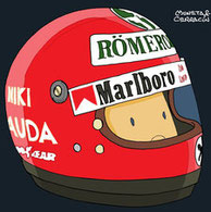 Niki Lauda by Muneta & Cerracín