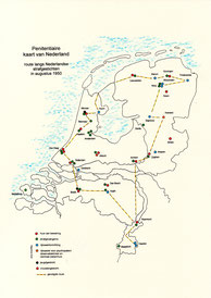 Schematische kaart: Sj.Elgersma