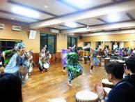 ジャンベ 祭り 島 硫黄島 国文祭 三島村 ツアー 鹿児島