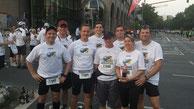 Teilnehmer 2014, nach dem Lauf
