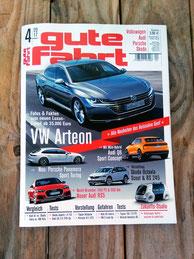 """Automagazin """"Gute Fahrt"""" 4/2017"""